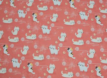 Anti-fluid fabrics – Kitty Pink Image