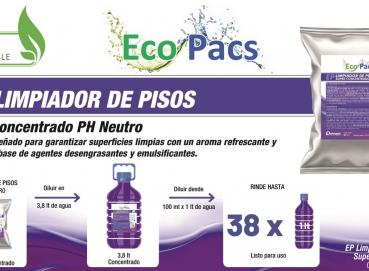 Floor cleaner Ecopacs Image