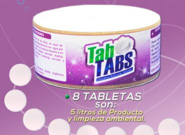 TAB-TABS enzyme odor remover Image