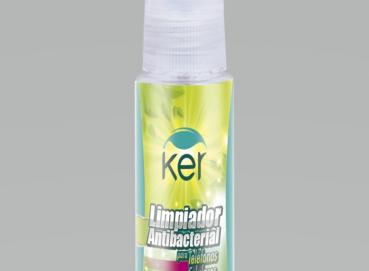 ANTIBACTERIAL CLEANER FOR CELLULAR PHONES Image