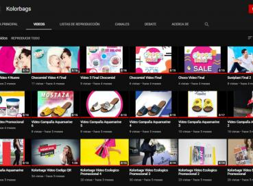 Videos Comerciales, Motion Graphics Image