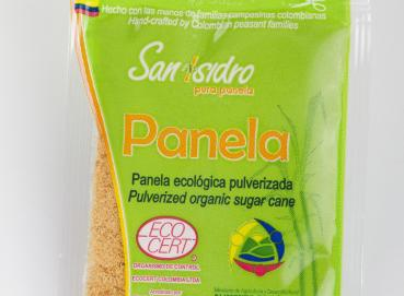 SAN ISIDRO SACHET OF 8 GRAMS OF PULVERIZED PANELA POWDER  Image