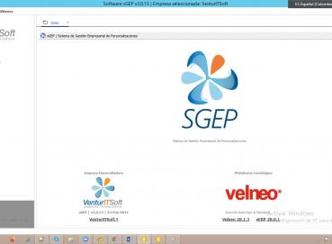 SGEP - Customization business management system Image