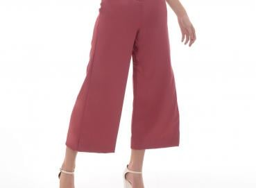Women's Red Pants - 1408 Image