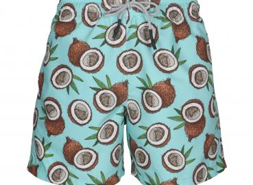 Steam men Swim Trunks  Image