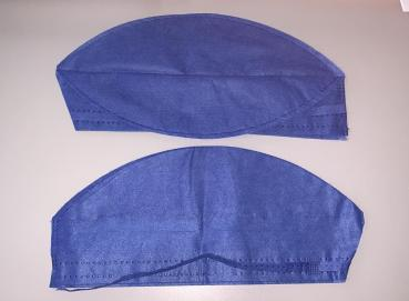 Single-use surgeon cap. Image