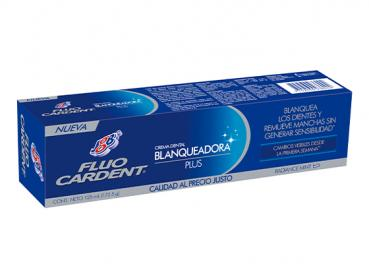 TOOTHPASTE FLUOCARDENT BLANQUEADORA PLUS Image