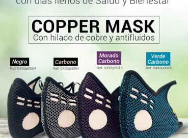 Copper Mask Carbon Edition Image