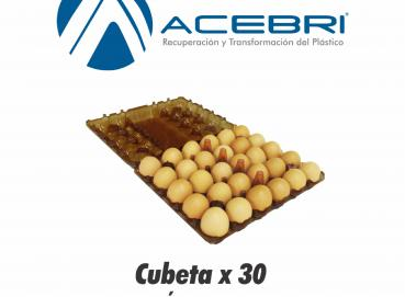 210 Egg Packaging x 30 - AMBAR Image