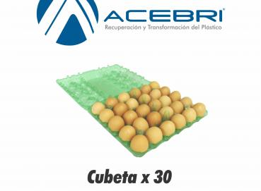 210 Egg Packaging x 30 - Green Image