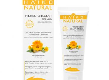 GEL SUNSCREEN (80g) With UV Filters, Sunscreen and Calendula Extract � Image