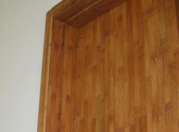 DOORS IN SOLID BAMBU BOARD Image