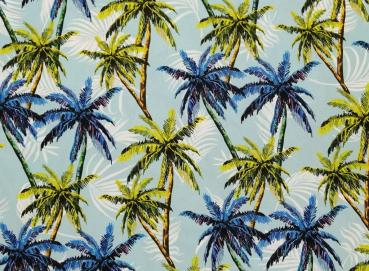 Anti-fluid fabrics – Palmeras Beach Image