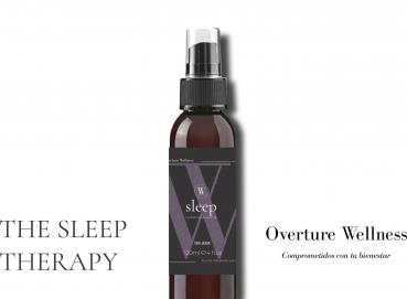 Hydrating sleep mist Image