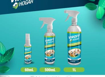 VIROFF HOME ANTIBACTERIAL SOLUTION Image
