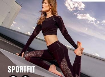 SPORTFIT - Circular Knitting, Lace & Allovers Image