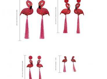 FLAMENCO EARRINGS Image