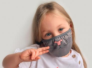 Kids Face mask Image