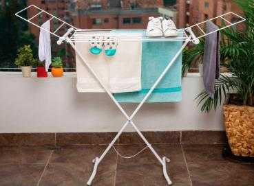 5201 Drying clothes rack Image