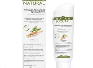 REVITALIZING HAIR TREATMENT (200g)  With Horsetail Extract, Wheat Germ Oil, Rosemary and Quinine � Image