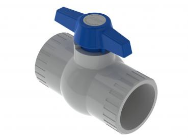 PVC Heavy Duty Ball Valve Image
