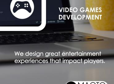 VIDEO GAMES DEVELOPMENT Image