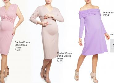Maternity and nursing dresses Image