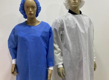 STERILE DISPOSABLE SURGICAL GOWN Image