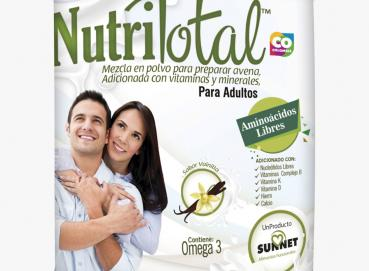 NUTRITOTAL ADULTS Image