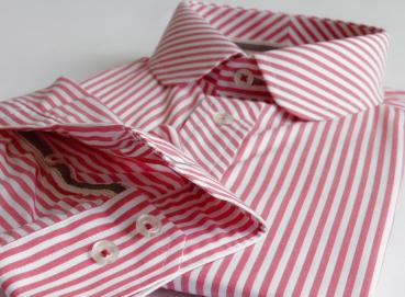 Red striped shirt Image