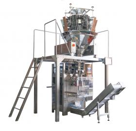 AUTOMATIC PACKING WITH WEIGHING MULTIHEAD