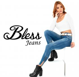 Jeans push up for women