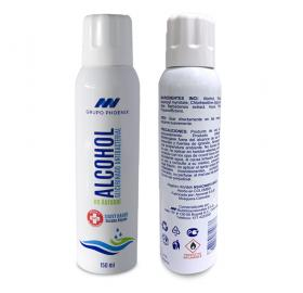 ALCOHOL - ANTIBACTERIAL SPRAY