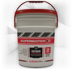 SUPERMASTICK PR OUTDOOR STUCCO