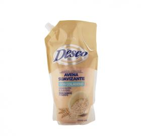Deseo® Oatmeal Liquid Soap with Collagen Doypack x 1000 ml
