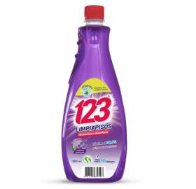 123 Floor cleaner
