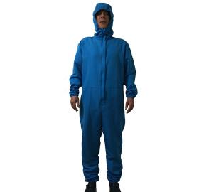 Antifluid Fabric Coverall