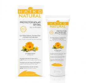 GEL SUNSCREEN (80g) With UV Filters, Sunscreen and Calendula Extract �