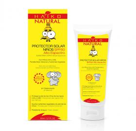 SUNSCREEN FOR KIDS SPF60 (80g) With UVA and UVB Filters, additional Sunscreen  and Plant Nutrients �