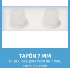 TAPON 7 MM