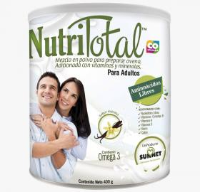 NUTRITOTAL ADULTS